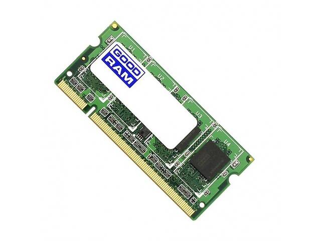 купить бу Модуль Goodram 8 GB SO-DIMM DDR3 1600 MHz (GR1600S364L11/8G) в Харькове