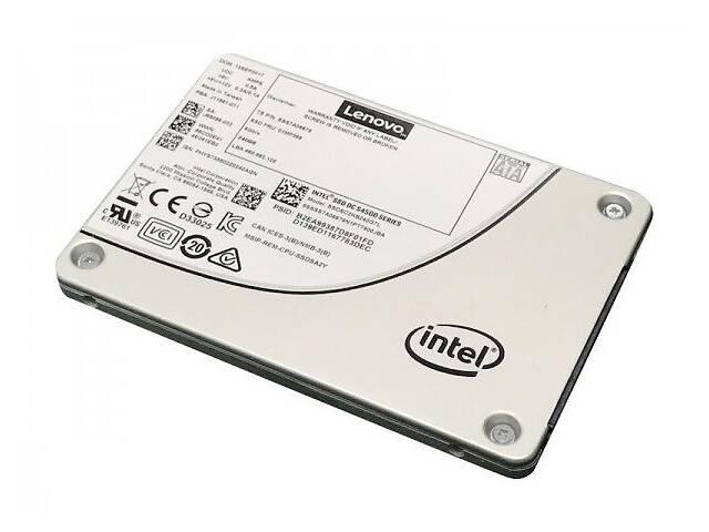 """продам Жесткий диск внутренний Lenovo 2.5"""" SATA 240GB 6Gb Hot Swap SSD (7SD7A05742) бу в Киеве"""