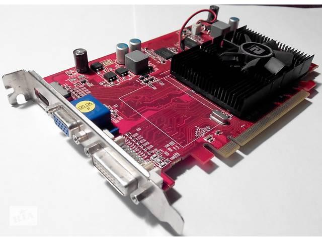 купить бу Продаю видеокарту ATi Radeon HD4650 (PowerColor)/PCi-E/512МB GDDR2/128bit/DVI/VGA/HDMI в Києві