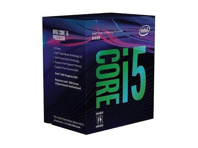 бу Процесор INTEL Core™ i5 8400 (BX80684I58400) s1151, Supports Intel 300-Series Chipsets Only, 6 ядер, в Дубно