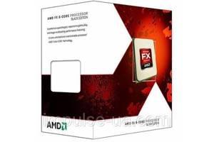 Новые Процессоры AMD