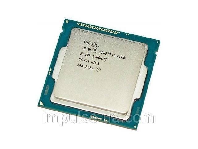 Процессор INTEL Core™ i3 4160 tray (CM8064601483644)- объявление о продаже  в Дружковке