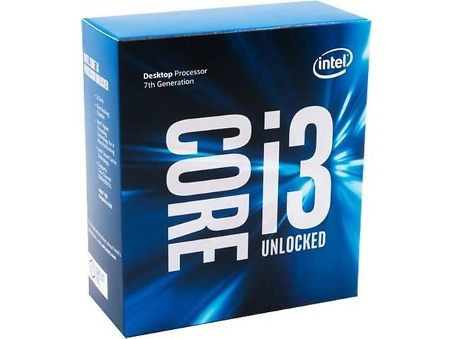 бу Процессор Intel Core i3 7350K 4.2GHz (4MB, Kaby Lake, 60W, S1151) Box (BX80677I37350K) no cooler в Харькове