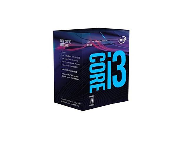 бу Процессор Intel Core i3 8350K 4GHz (8MB, Coffee Lake, 91W, S1151) Box (BX80684I38350K) в Киеве