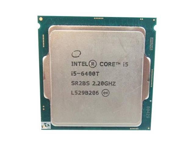 Процессор INTEL Core i5 6400T (CM8066201920000)- объявление о продаже  в Харькове