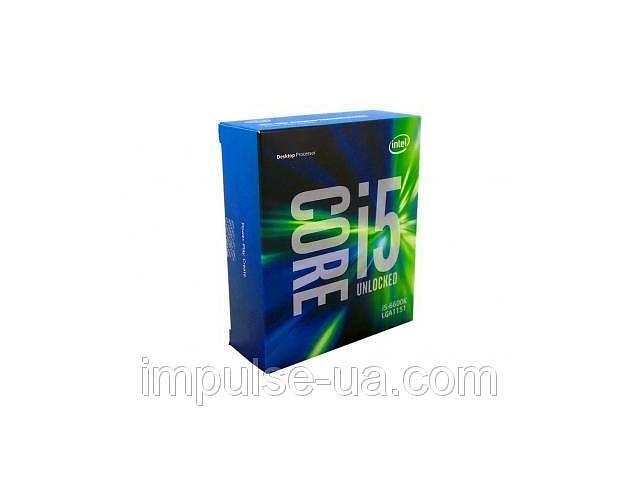 продам Процессор INTEL Core™ i5 6600K (BX80662I56600K) бу в Дружковке