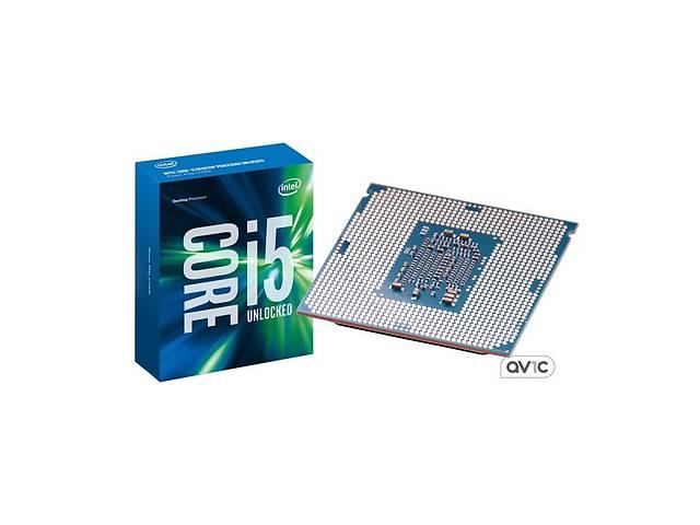 купить бу Процессор Intel Core i5-6600K BX80662I56600K в Харкові