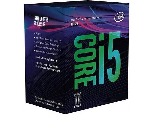 продам Процессор Intel Core i5 8600K 3.6GHz (9MB, Coffee Lake, 95W, S1151) Box (BX80684I58600K) бу в Харькове