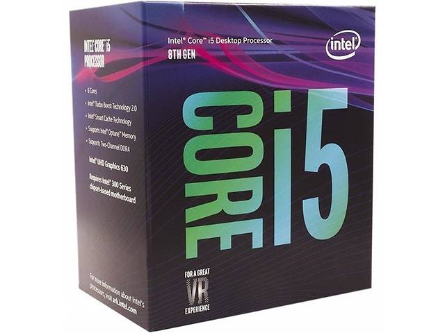 Процессор Intel Core i5 9400 2.9GHz (9MB, Coffee Lake, 65W, S1151) Box (BX80684I59400)- объявление о продаже  в Киеве