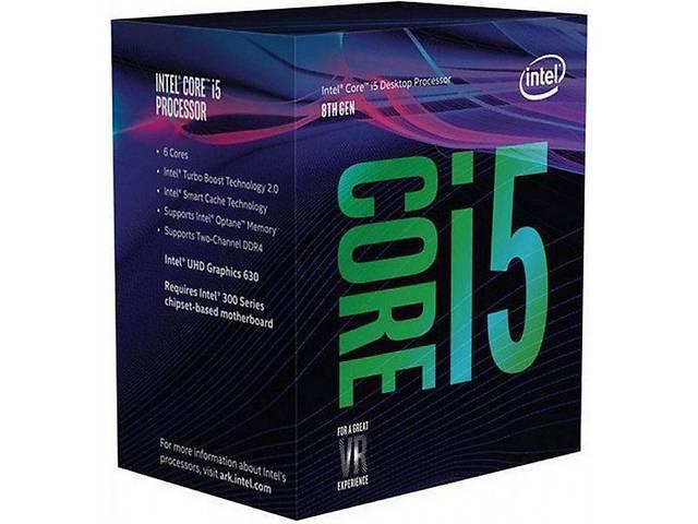 продам Процессор Intel Core i5-8600K (BX80684I58600K) no cooler бу в Харькове