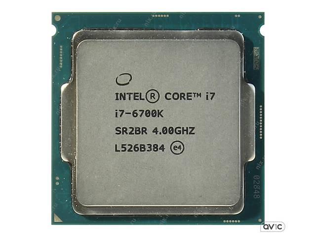 бу Процессор Intel Core i7-6700K BX80662I76700K в Харькове