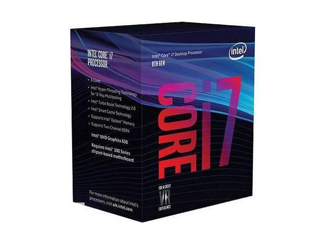 купить бу Процессор INTEL Core i7 8700 (BX80684I78700) в Харькове