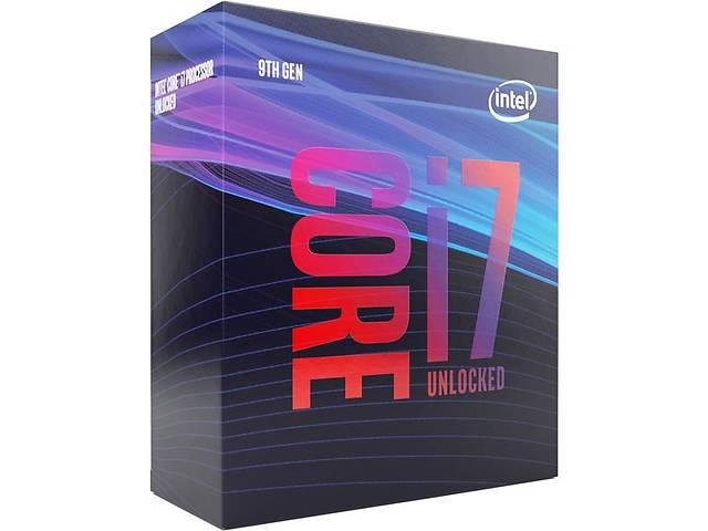 купить бу Процессор Intel Core i7-9700K 8/8 3.6GHz Box (BX80684I79700K) в Киеве