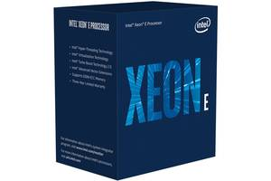Процессор серверный INTEL Xeon E-2234 4C/8T/3.6GHz/8MB/FCLGA1151/BOX (BX80684E2234)
