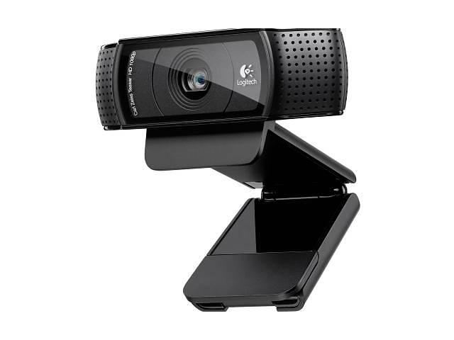 Веб-камера Logitech C920 HD Pro (960-001055) с микрофоном- объявление о продаже  в Харькове
