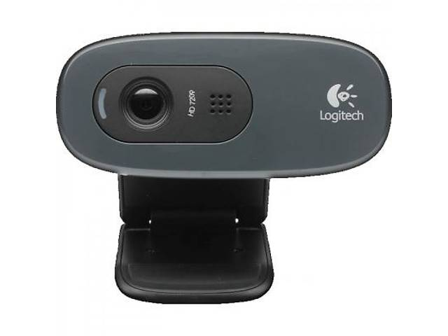 купить бу Веб-камера Logitech Webcam C270 HD (960-001063) в Харькове