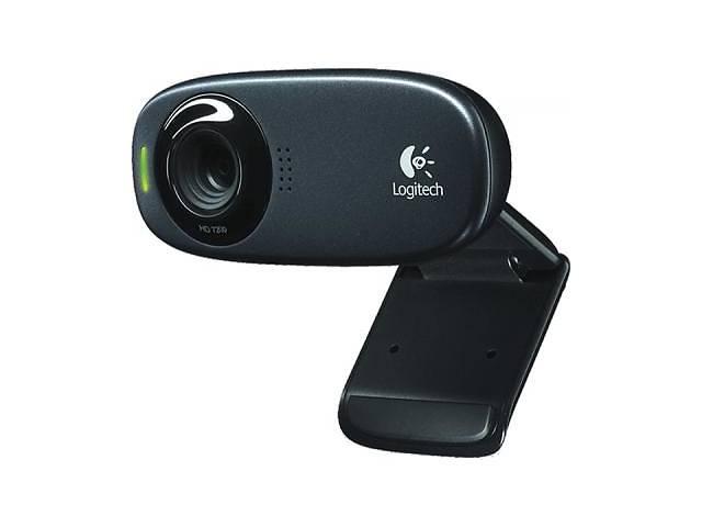 купить бу Веб-камера Logitech Webcam C310 HD (960-001065) в Киеве