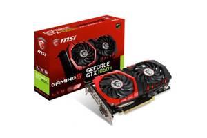 Видеокарта MSI GeForce GTX1050 Ti 4096Mb GAMING X (GTX 1050 Ti GAMING X 4G)