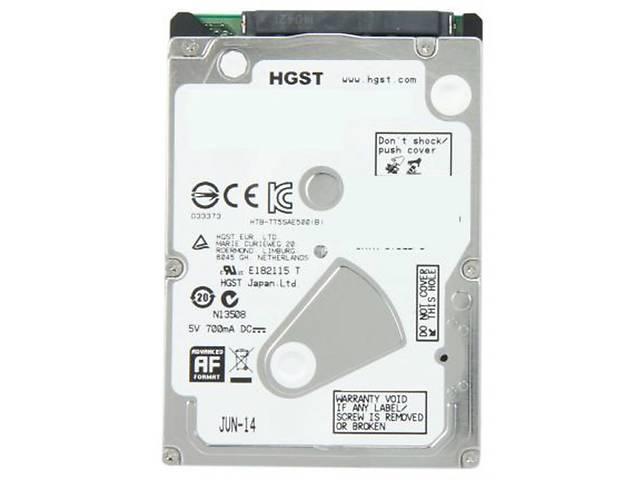 """бу Жесткий диск для ноутбука 2.5"""" 500GB WDC Hitachi HGST (0J38065 / HTS545050A7E680) в Дубно (Ровенской обл.)"""