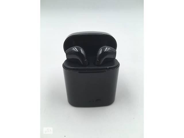 Bluetooth stereo наушники Tech.Co.Ltd. HBQ i7S TWS Stereo Black (hub_UXJG72577)- объявление о продаже  в Києві