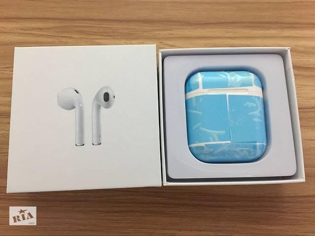 продам Качественные беспроводные Bluetooth наушники Ifans (Afans)лучшая  реплика Apple AirPods бу в Киеве ec4e2584f67df