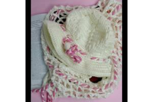 Головные уборы, перчатки и шарфы