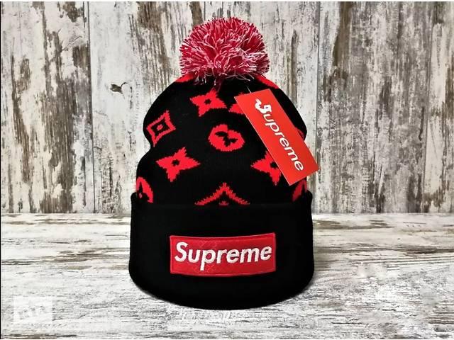 Теплая шапка Champion Ellesse Supreme Vans, ОТЛИЧНЫЙ подарок! Баф 8365762886c