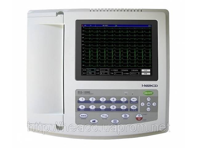 купить бу 12 канальный электрокардиограф ECG1201 в Одессе