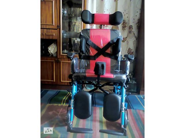 Инвалидная коляска ОККСА