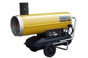 Нові Теплові гармати Master