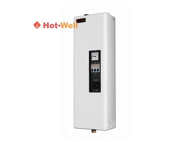 купить бу Электрический котел Hot-Well Elektra Lux 4,5-220 — 4,5 кВт в Виннице