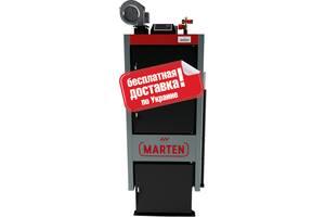 Нові Твердопаливні котли Marten