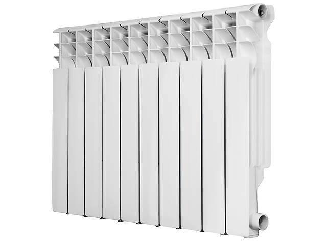 бу Радиатор алюминиевый Roda RAL-96/500 10 секций Белый (0302020219-100428991) в Киеве