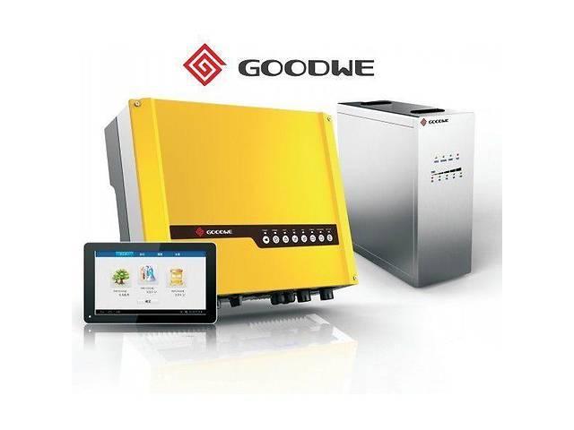бу Сетевой инвертор с резервной функцией 4600Вт, 220В, модель-GW5048D-ES, GOODWE в Дубно