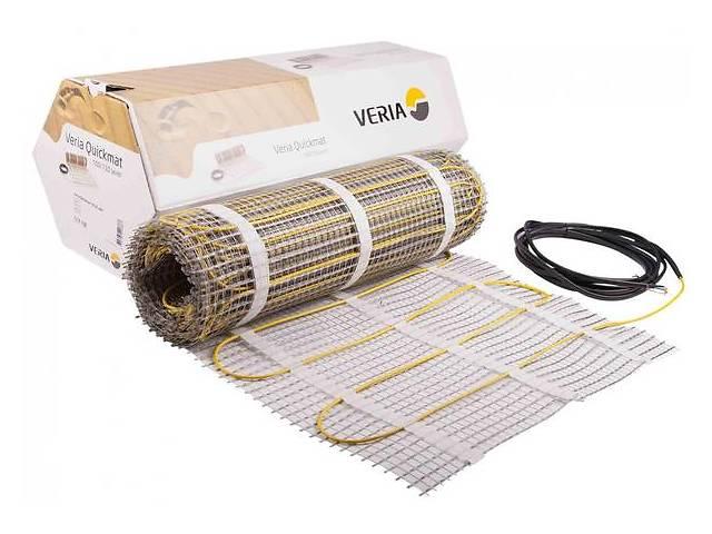 бу Теплый пол Veria Quickmat 150 двухжильный нагревательный мат 1800 Вт, 230V, 12 м2, 0,5х24м (189B0184) в Киеве