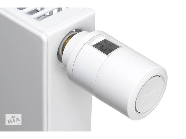 Danfoss Eco (Living Eco) c Bluetooth - автономный электронный радиаторный терморегулятор- объявление о продаже  в Киеве