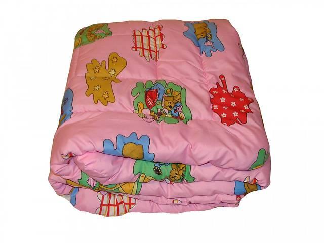 бу Детское одеяло закрытое овечья шерсть (Поликоттон) 110x140 T-54774 в Одессе