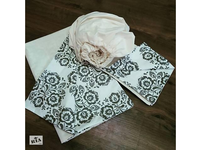 Комплект постельного белья для новорожденных- объявление о продаже  в Дубні