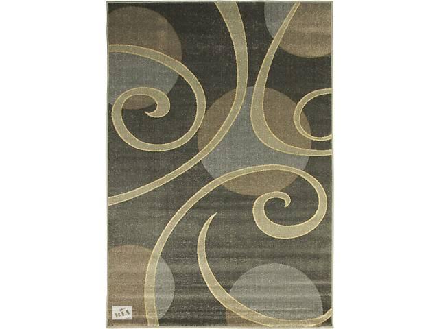 купить бу Ковер Karat Daffi 13008/190 1.60x2.30 м прямоугольный серый в Виннице