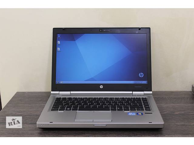 "продам HP Elitebook 8460p 14"" i5 2,5Ghz /RAM 4gb DDR3 / 160Gb SSD / win7 бу в Киеве"