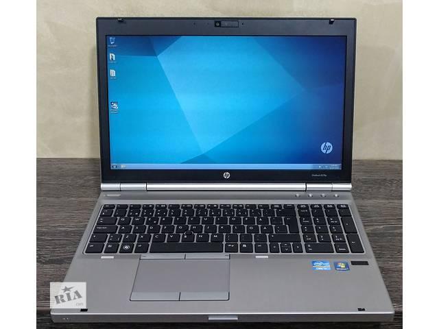 "купить бу HP Elitebook 8570p i7 3.6Ghz 8Gb RAM 250 gb SSD 15"" 1600*900 Radeon 1gb в Киеве"