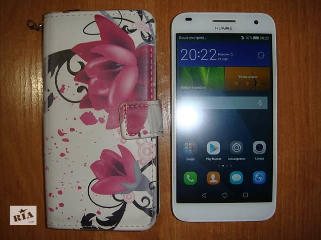 бу Huawei G7-L01 silver в Киеве
