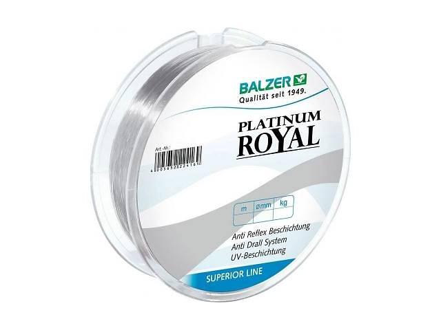 бу Волосінь Balzer Platinum Royal NEW 0.30 мм 150м (12301 030) в Києві