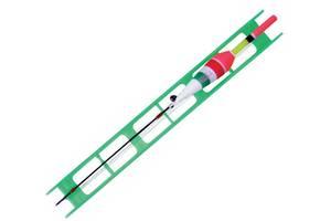 Оснащення поплавкові Lineaeffe Fluorocarbon VERDE (7823020/14)