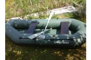 б/в Човни для риболовлі гумові