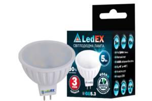 Новые Светодиодное освещение Ledex