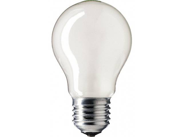 Лампа накаливания Philips E27 60W 230V A55 FR 1CT/12X10 Stan (926000007385)- объявление о продаже  в Києві