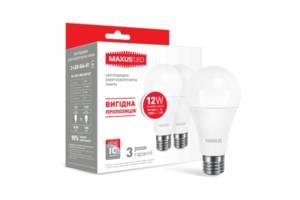 Нові Лампочки Maxus
