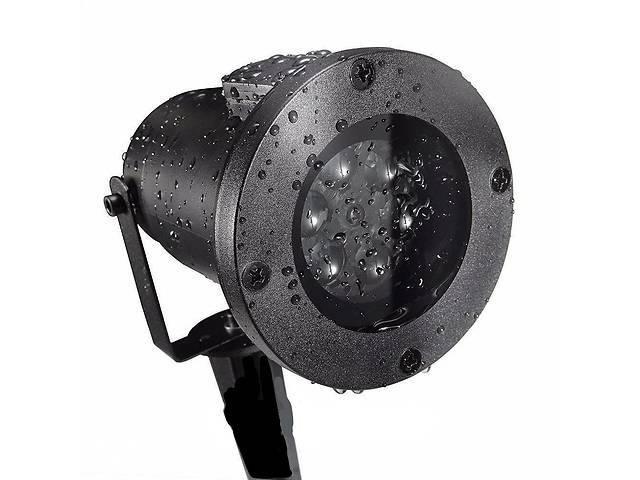 продам Лазерный проектор Star Shower WHITE Snowflake № WP1 бу в Киеве