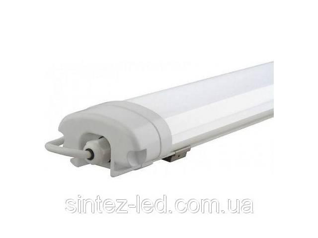 купить бу Лінійний світлодіодний світильник NEHIR-45 45W 6400K 1475mm 220V IP65 Код.59366 в Дубні